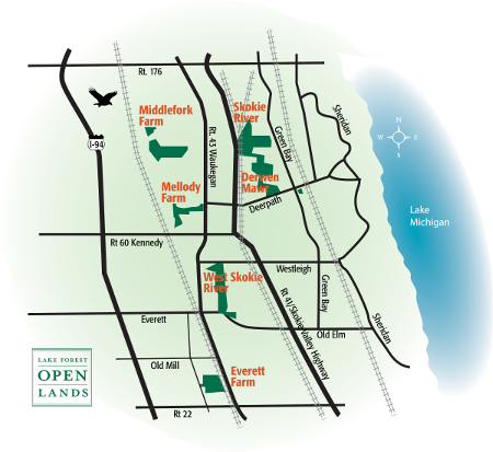 Our Preserves   Lake Forest Open Lands